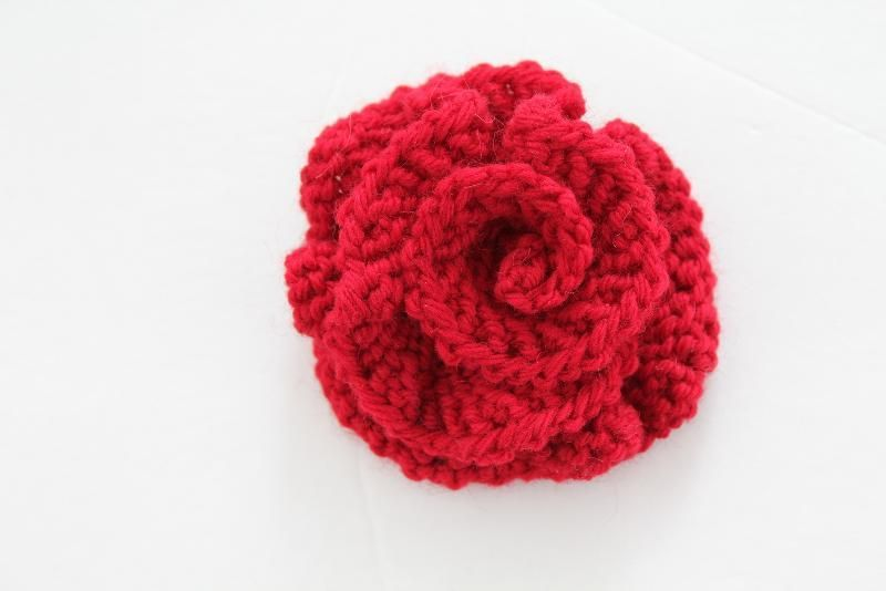 Knitted Flower Patterns Need This For My Headbands Crafty Lady