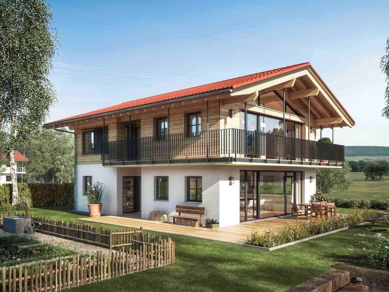 ▷ Musterhaus Liesl - Regnauer Hausbau #hausdesign