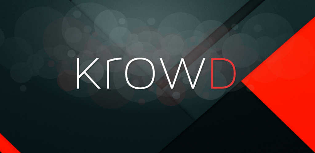 KrowD Apk stands