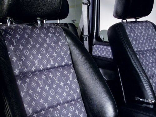 Louis Vuitton Seats
