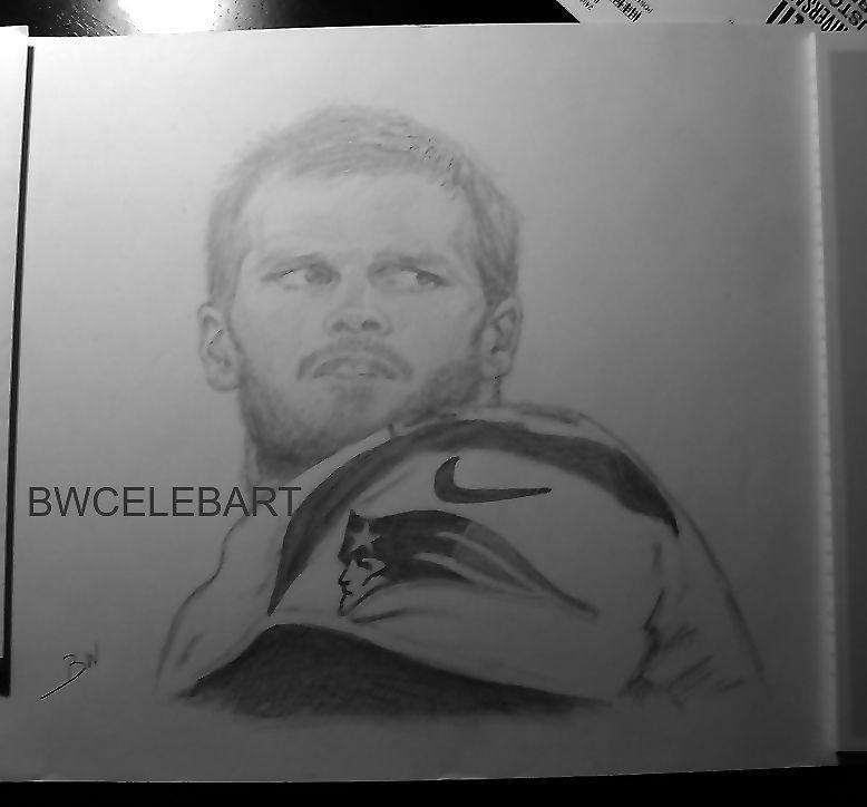 Legends Original Inside Sports: Tom Brady New England Patriots Football Legends Original