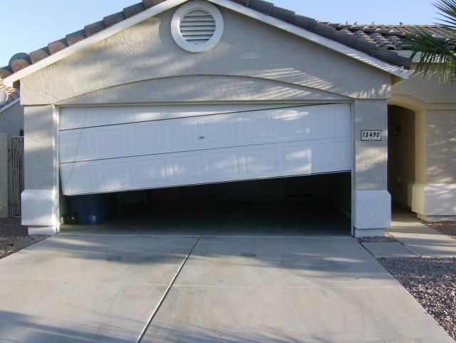 Lots Of Things Can Go Wrong With Your Garage Door And We Can Do Lots Of Things To Fix It With Images Garage Door Opener Repair Garage Door Spring Repair Garage