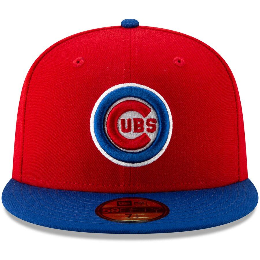 Chicago cubs new era alternate logo 59fifty fitted hat