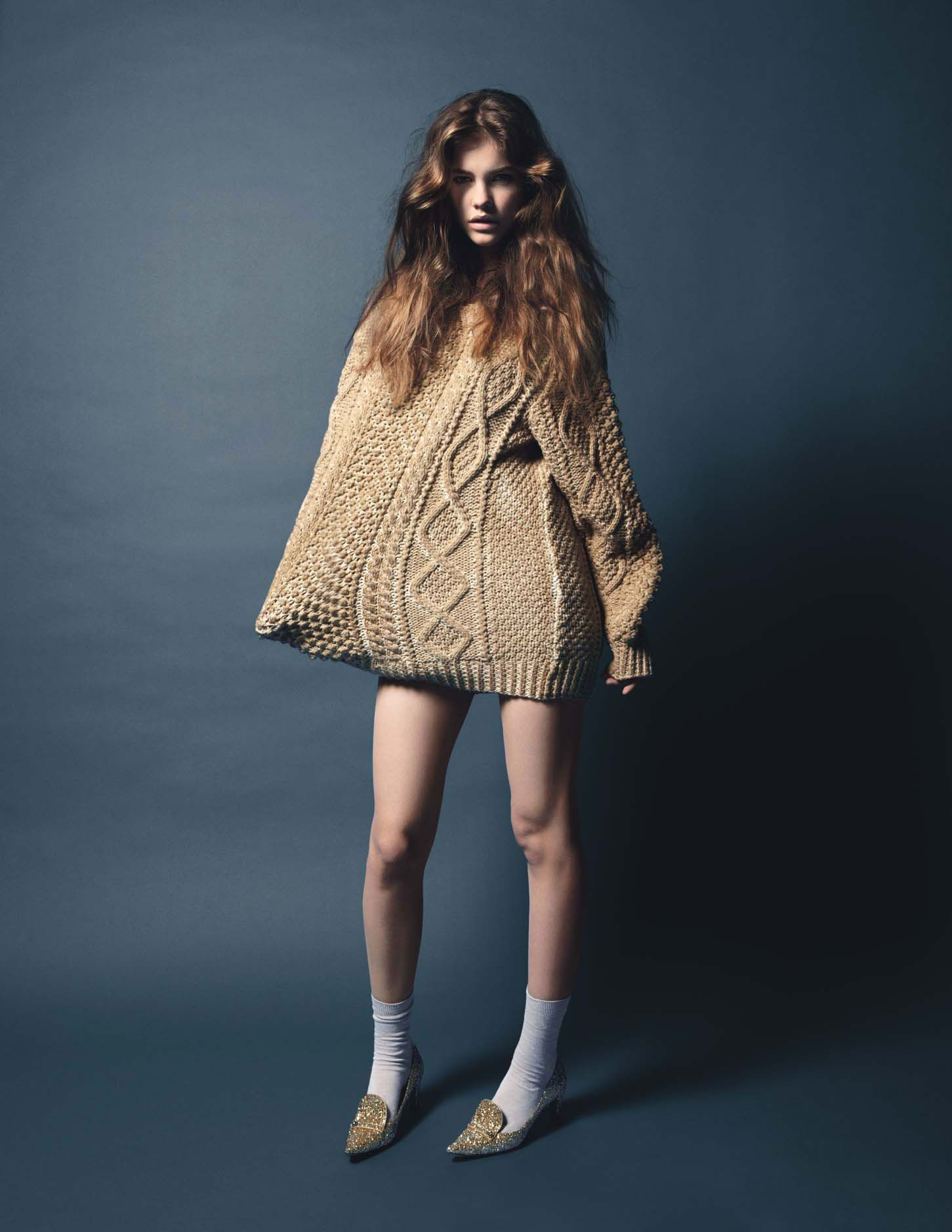 In the Mood for… Cozy Knits - Chunky Knits-Wmag