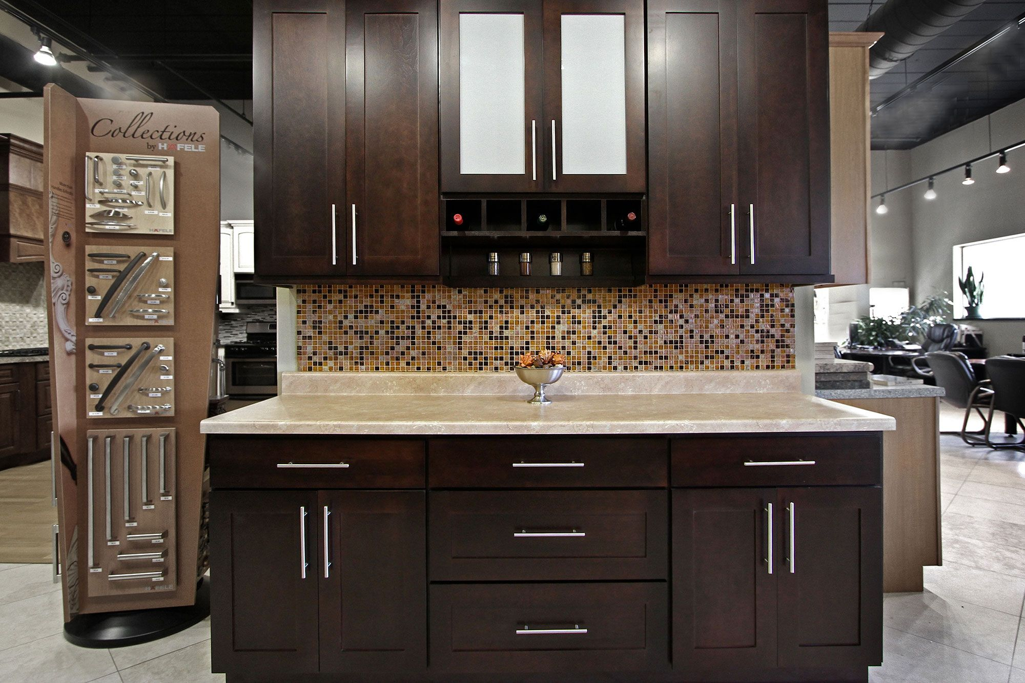 In Stock Shaker Kitchen Cabinets