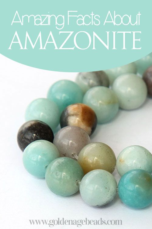 Amazing Facts About Amazonite Gemstones Stones Crystals