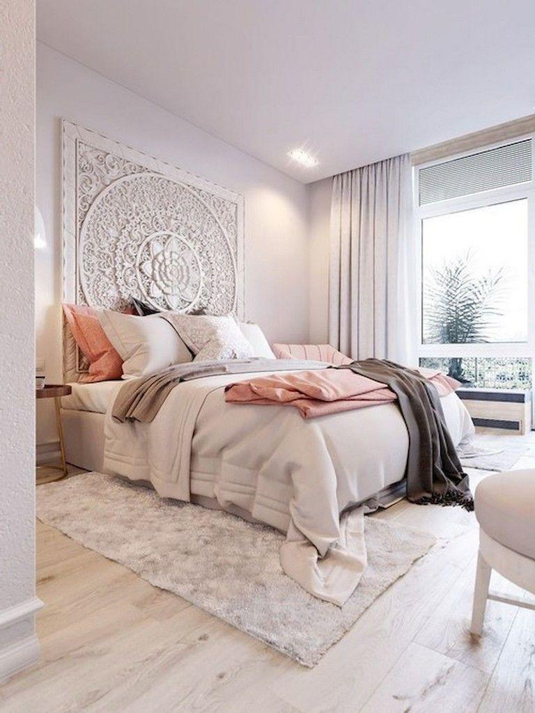 65 Incredible Diy Boho Chic Bedroom Decor Ideas Bedroom Design