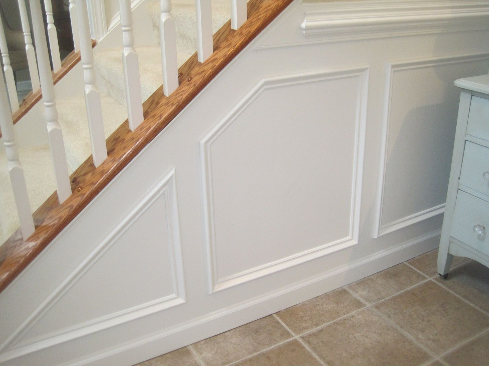 Chair Rail Paneling Ideas Part - 33: 30+ Best Chair Rail Ideas, Pictures, Decor And Remodel