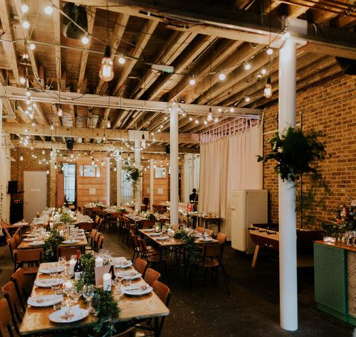 Quirky Venue Non Traditional Wedding Planner Dry Hire London