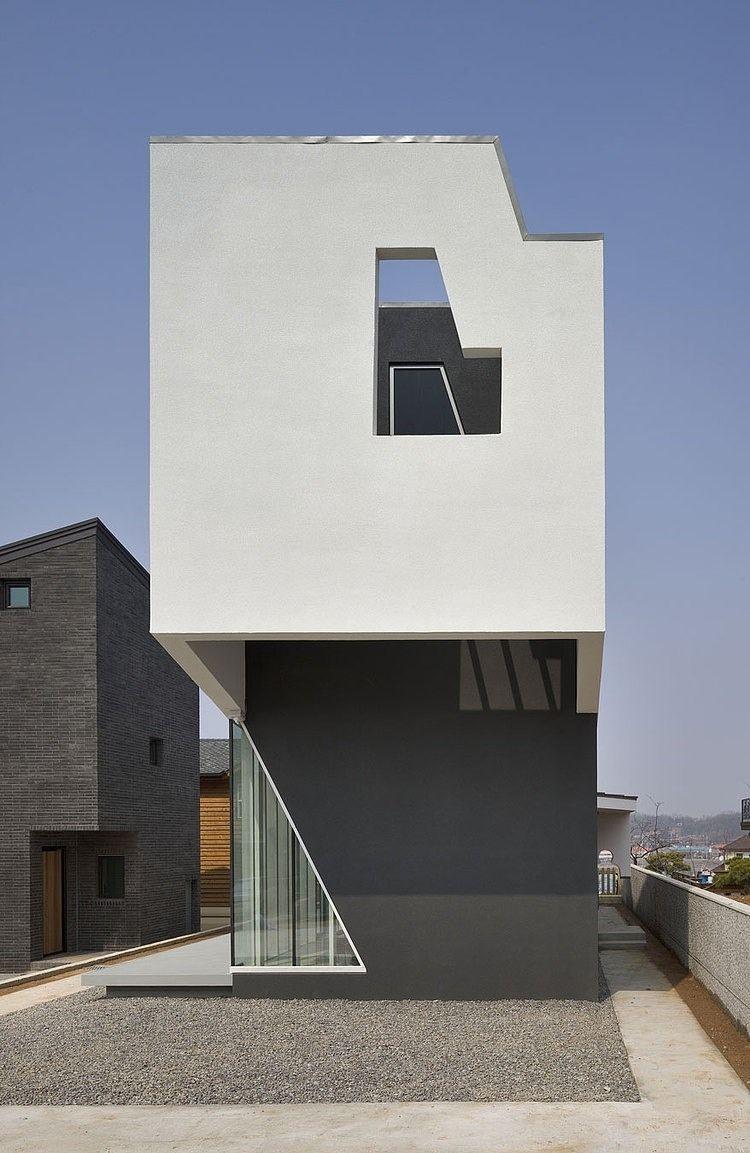 Vi-Sang Residence by Moon Hoon