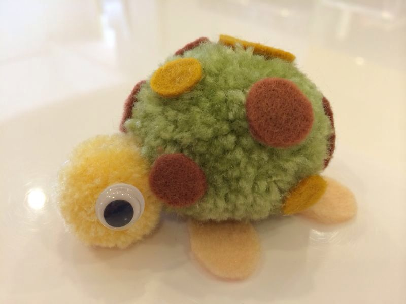 Sea Creatures Knit Turtle Soft Fabric Baby Toy Washable Rich Frog