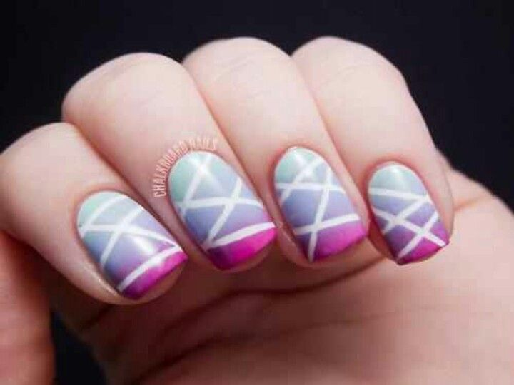 Ugh I wish I could do nails