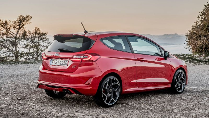 2019 Ford Fiesta St Road Test Review Fiesta St Ford