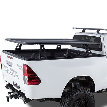 Toyota Tacoma 3rd Gen Double Cab Rhino Rack Pioneer