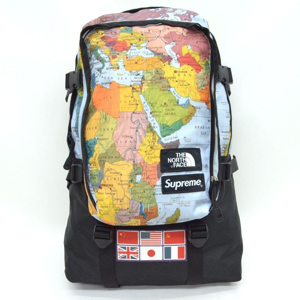 Supreme X North Face Backpack Yellow- Fenix Toulouse Handball 66c068bac
