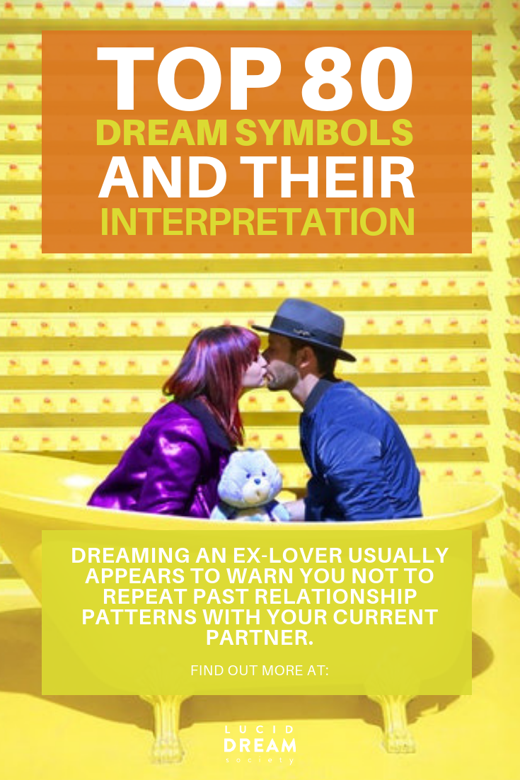 ex lover dream meaning