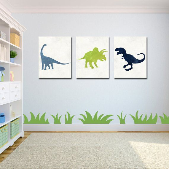 Dinosaur Baby Shower - Dinosaur Decor - Dinosaur Nursery - Dinosaur Wall Art - Dinosaur Nursery Art - Nursery Decor - Baby Boy Nursery