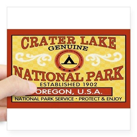 Crater Lake National Park Rectangle Sticker (Rectangle) #craterlakenationalpark Crater Lake National Park Rectangle Sticker #craterlakenationalpark Crater Lake National Park Rectangle Sticker (Rectangle) #craterlakenationalpark Crater Lake National Park Rectangle Sticker #craterlakenationalpark