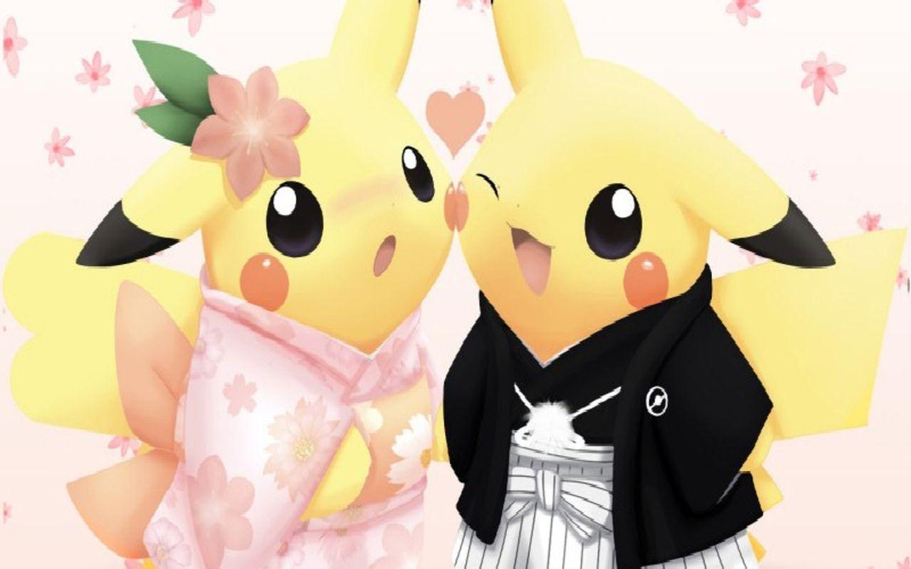 Pikachu Wallpaper Pikachu Cute Pikachu Pikachu Love Cute Pokemon Wallpaper Cute anime pokemon wallpaper