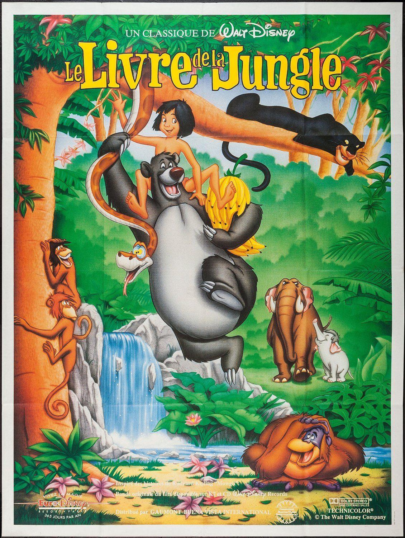 Le Livre De La Jungle Jungle Book Movie Jungle Book Disney Jungle Book