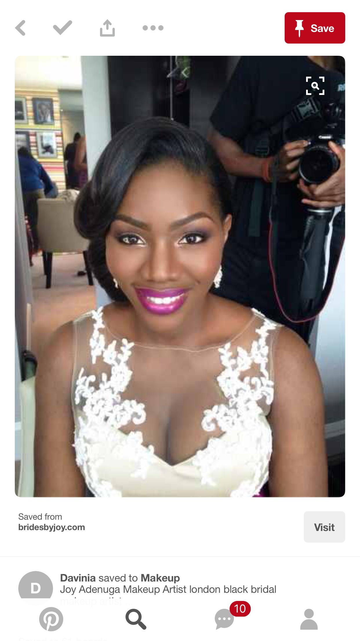 Pin by joyce lee on wedding hair u make up pinterest wedding