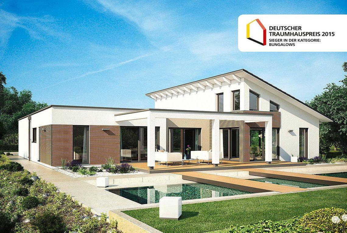 Traumhaus bungalow  Bungalow Marseille L - RENSCH-HAUS GMBH | Architektur | Pinterest ...