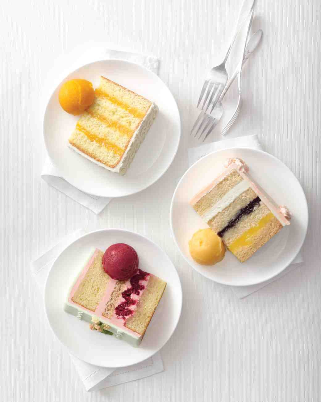 25 new takes on traditional wedding cake flavors cake