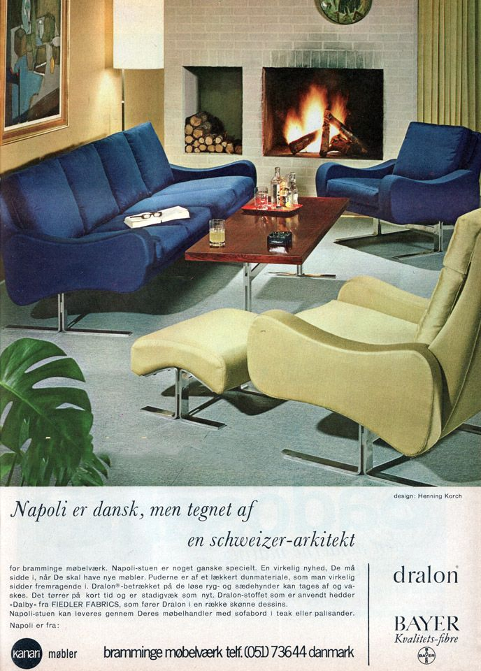 Vintage Furniture Ad