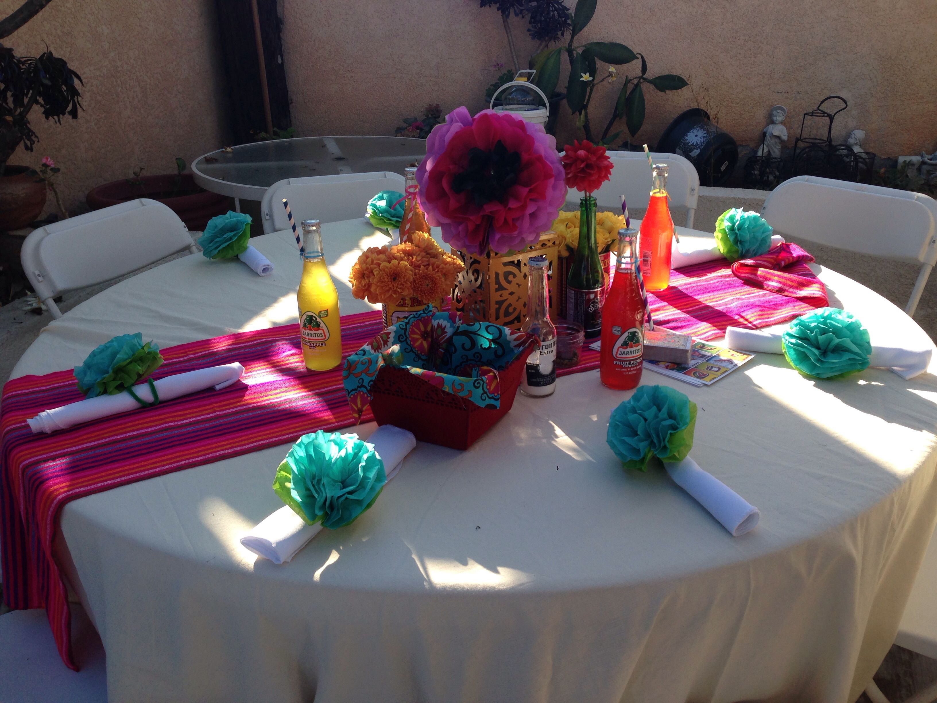 Mexican fiesta party decorating ideas hosting guide - 40th Birthday Mexican Fiesta Party
