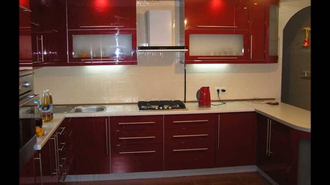 Groß Kleine Küche Design In Kerala Stil Bilder - Küchenschrank Ideen ...