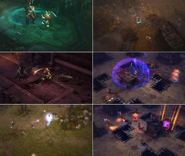 The Diablo III release date has been announced. It will be physically in stores of most major countries on May 15, 2012.