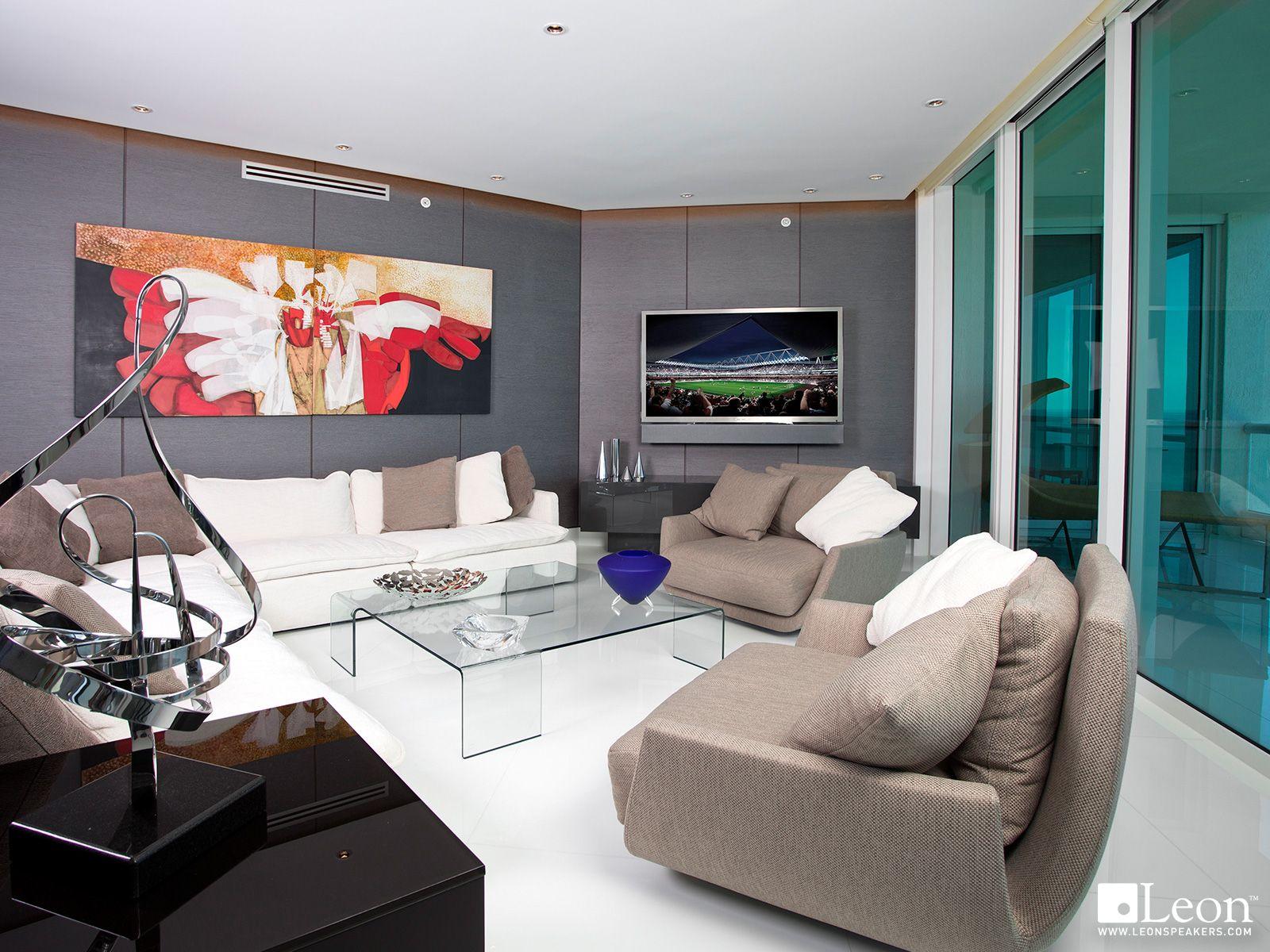 Horizon Series Soundbars | Living room designs, Renovation ...