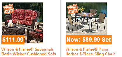 Patio Furniture Clearance | Target, Walmart, Kmart, Home Depot, Big Lots And