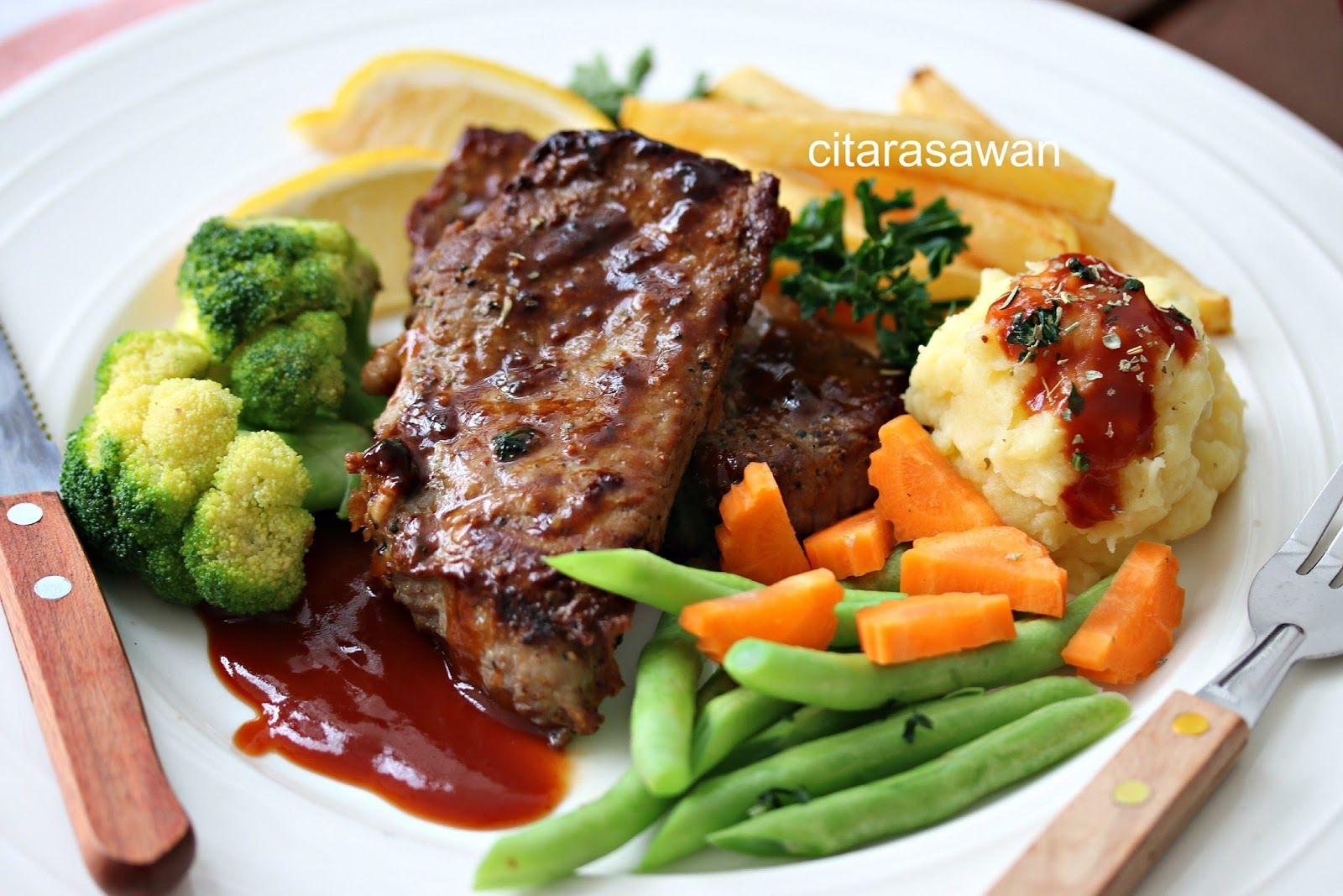 Post Feature Image Resep Makanan Steak Daging