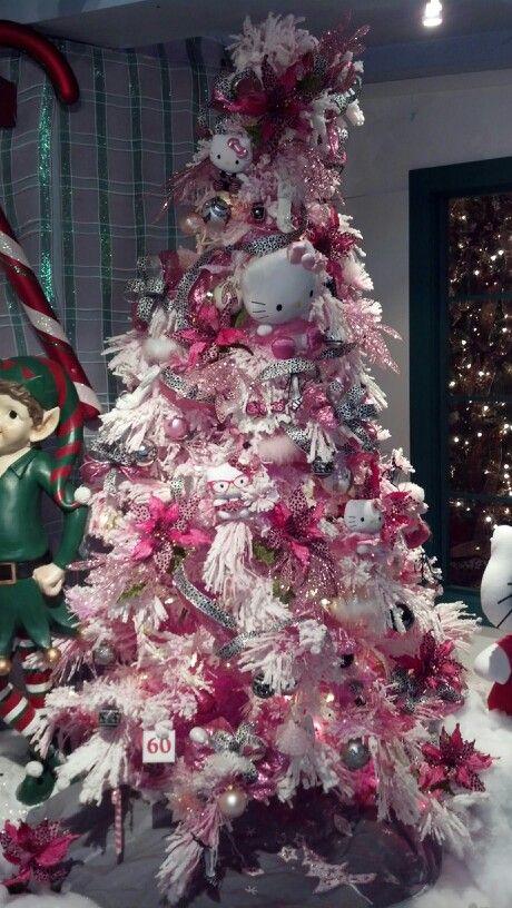 Hello Kitty Christmas Tree.Hello Kitty Christmas Tree Kraynak S Christmas Hello