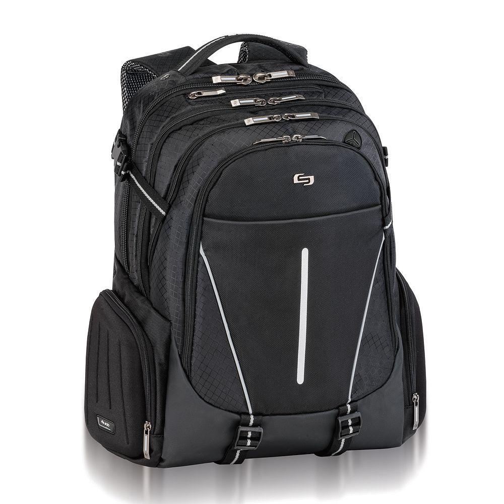 Solo Active 17 3 Inch Laptop Backpack Black Laptop Backpack Backpacks Backpack Free