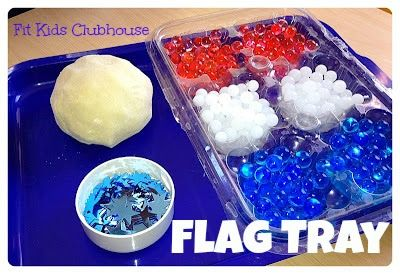 Fit Kids Clubhouse: Clubhouse Flag