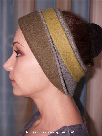 """Master-class on making hats """"Takao"""" .. Discussion on LiveInternet - Russian Service Online Diaries"""