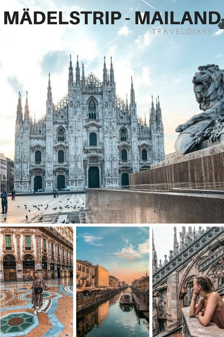Photo of Traveldiary – girls trip to Milan – La Katy Fox