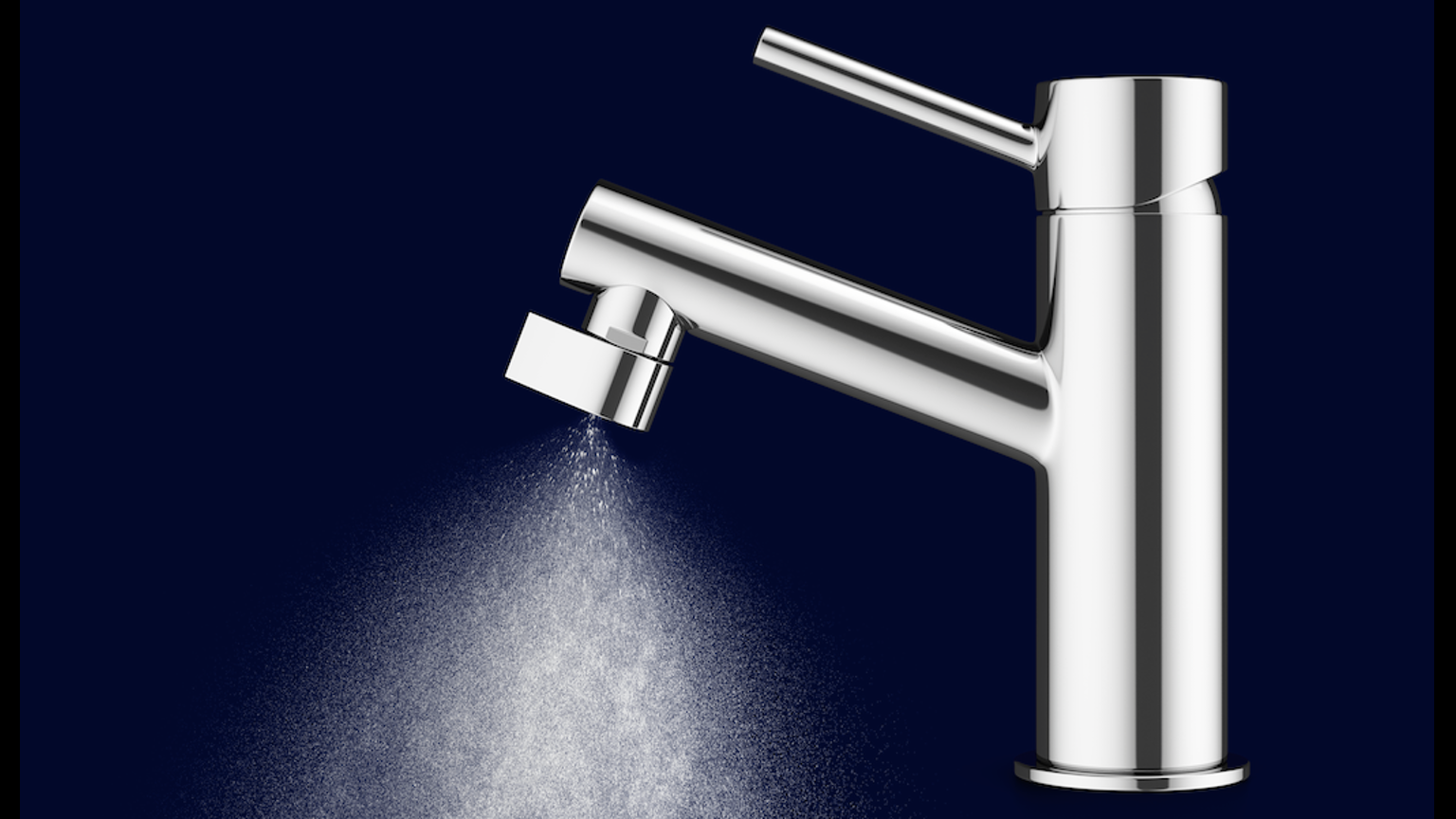Experience Mist With The Worlds Most Extreme Water Saving Nozzle Don T Be A Drainer Only Use What You Need Products I Love Faucet Save Water Sink Faucets