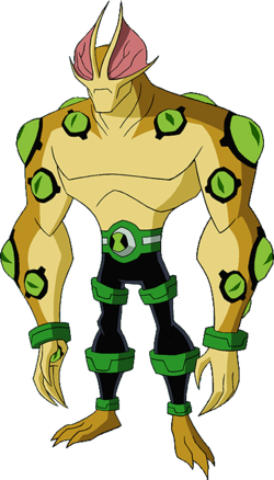 Eye Guy Ben 10 Omniverse Ben 10 Ben 10 Ultimate Alien