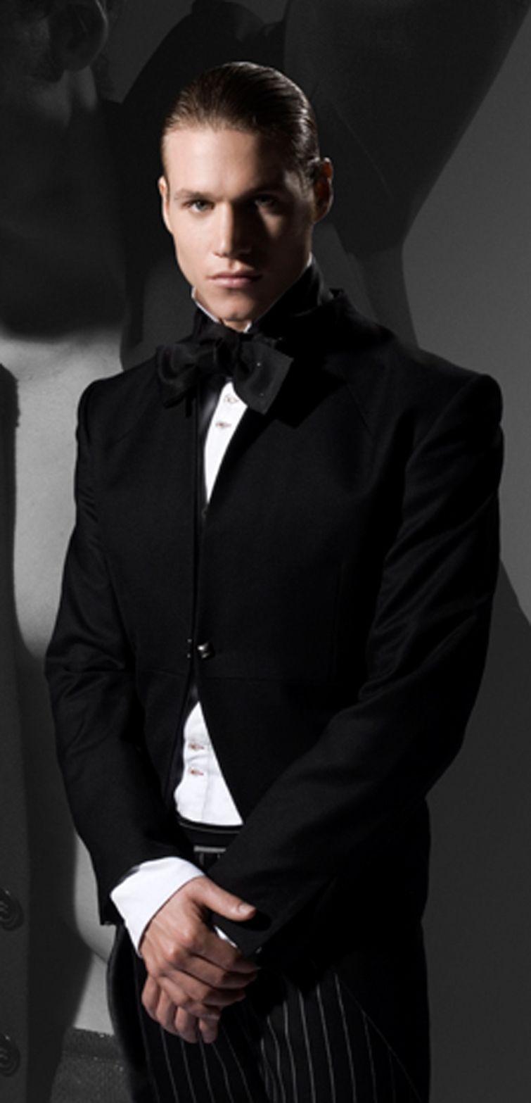 Roubi L Roubi Mens Evening Wear Black White Tie Ball Pinterest