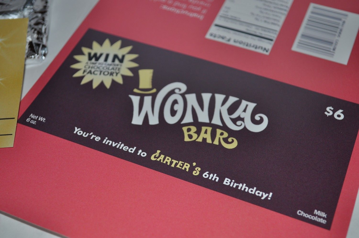 Pin Auf The Chocolate Party