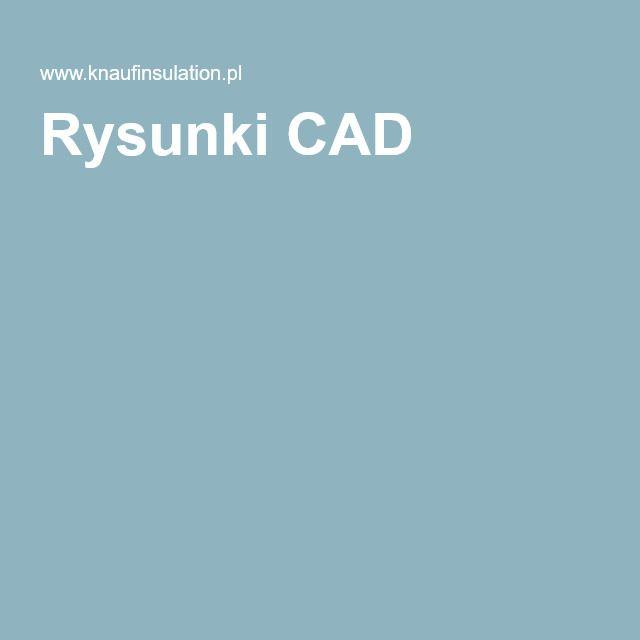 Rysunki CAD