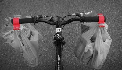 Bicycle Bag Shopping Technology Prototyping Product Engineering