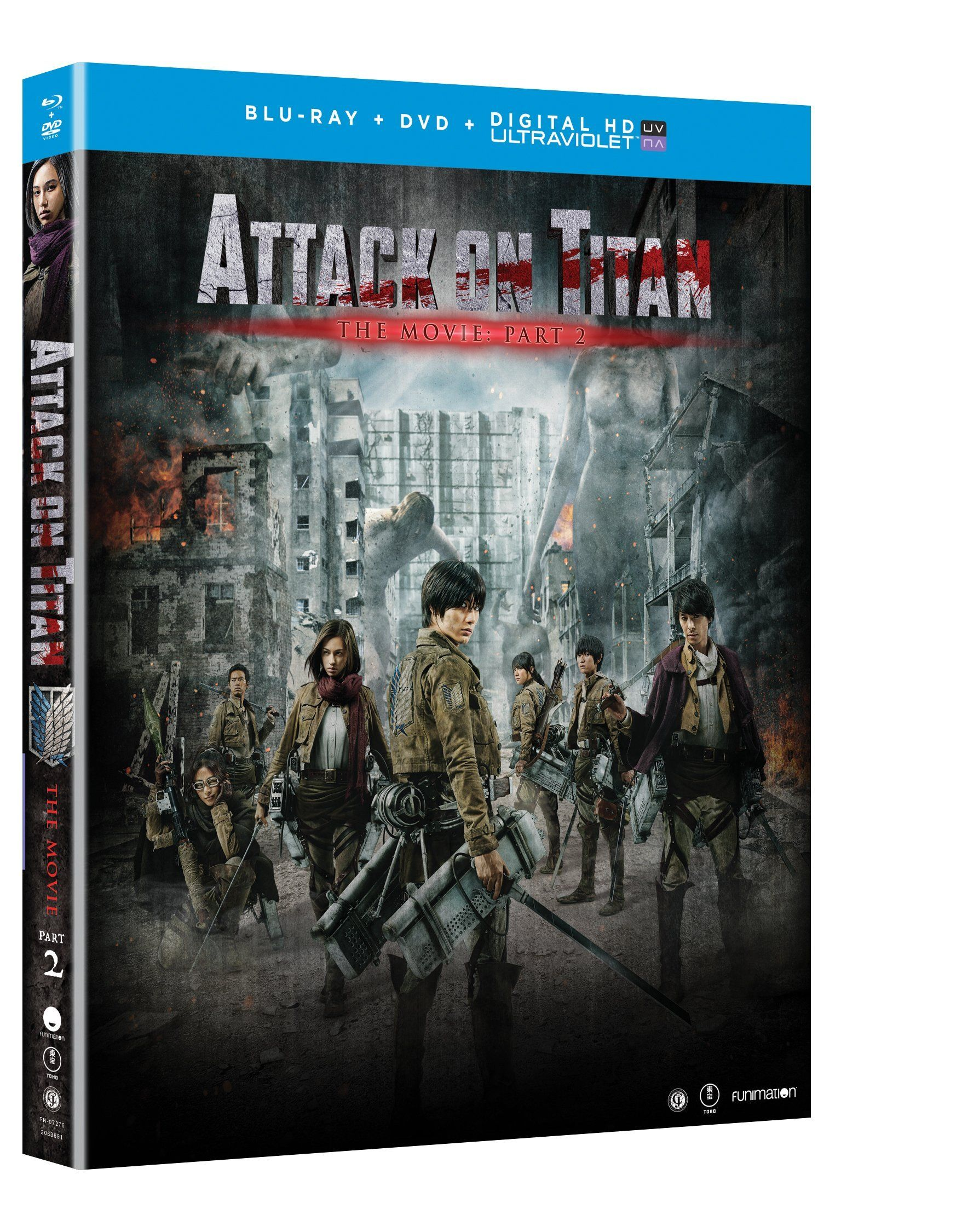 Introducing, Attack on Titan: ... http://www.zxeus.com ...