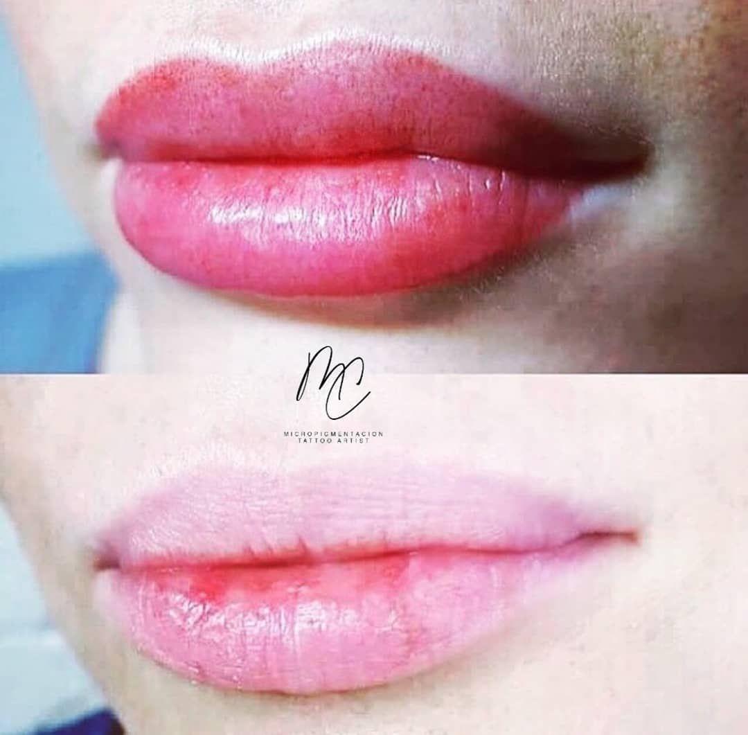Aquarela Lips Micropigmentacion Natural Para Labios Palidos Citas Disponibles Microblading Micropigmentacion In 2020 Permanent Makeup Makeup Microblading