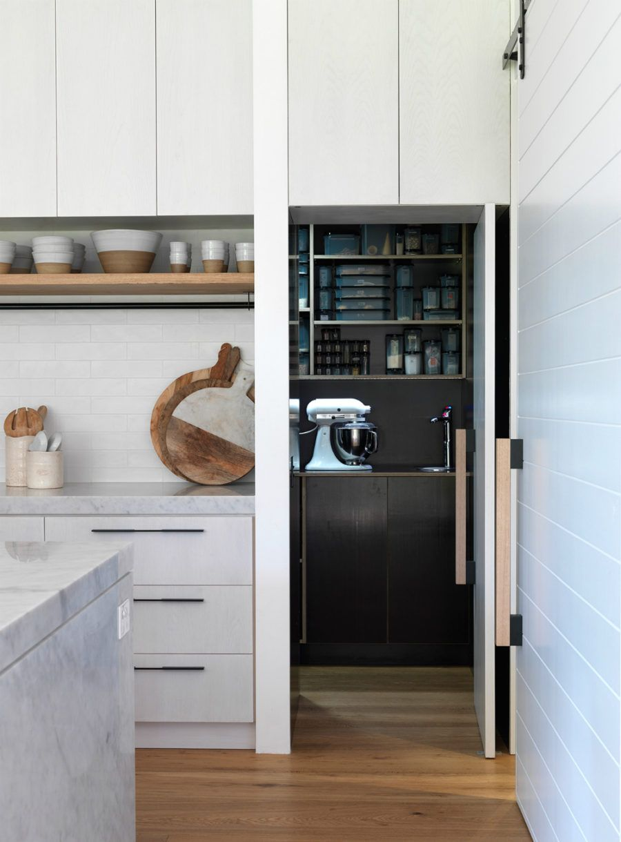 Modern Pantry Ideas That are Stylish and Practical | Garten ideen ...