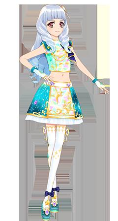 Aikatsu STARS [Wings of STARS]! Lillian