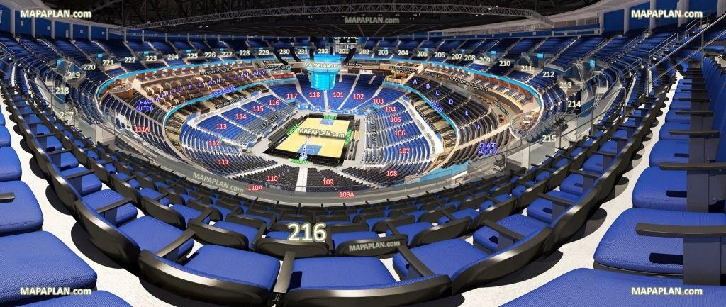 Orlando Magic Seating Chart Orlando Magic Seating Charts Amway Arena
